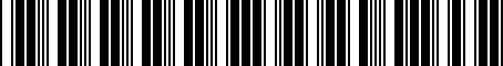 Barcode for 000071154A