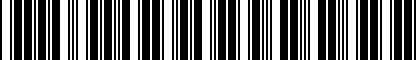 Barcode for EXD128007